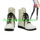 Final Fantasy XIII Serah Farron Sazh Katzroy Cosplay Shoes boots shoe boot new