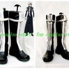 D.Gray-Man D Gray-Man Allen Walker Cosplay Boots shoes with zipper #DGC029 shoe