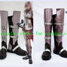Final Fantasy XIII FF13 Lightning Cosplay Boots Shoes Color B shoe boot