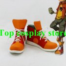 Pokemon Digital Monster Digimon Adventure Takuya Kanbara Cosplay Boots shoes #DD