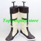 Final Fantasy Rikku cos Cosplay Shoes Boots shoe boot shoe boot JZ29