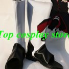 Naruto Uchiha Itachi Itachi Uchiha Akatsuki Ninja Cosplay Shoes boots PU leather