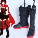 RWBY season 2 Ruby Rose cos Cosplay Shoes Boots shoe boot