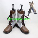 Final Fantasy XIII Snow Villiers Cosplay Boots shoes shoe boot new come