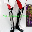 D.Gray-man D.Grayman Bondomu/Jasdevi Cosplay Boots shoes #DGC006 shoe boot