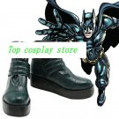 Batman Robin Cosplay Boots shoes shoe boot  short ver #NC946
