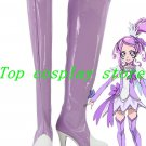 DokiDoki! Precure Pretty Cure Kenzaki Makoto/Cure Sword Cosplay Boots shoes PC1