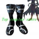 Yu-Gi-Oh! GX Zane Truesdale Zane serves Caesar Cosplay Boots shoes black #YG007