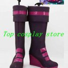 League of Legends LOL Miss Fortune MissFortune  Cosplay Boots shoes shoe boot v3