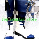 Guilty Gear Ky Kiske Cosplay Boots shoes #GG005 shoe boot