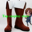 Axis Powers Hetalia North Italy Italy Feliciano Vargas Cosplay shoes boots shoe