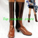 Final Fantasy X FF10 FFX-2 Yuna Lenne Cosplay shoes boots shoe boot