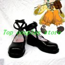 Rozen Maiden Kanaria Black Cosplay Shoes boots #RM011 shoe boot cute lolita
