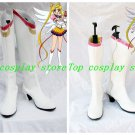 Sailor Moon Crystal Living Theatre Tsukino Usagi Cosplay Boots shoes shoe boot V