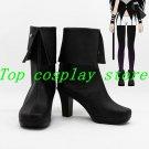 RWBY Black Trailer Blake Belladonna Cosplay Black short Shoes Boots shoe boot
