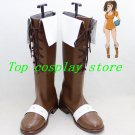 The Seven Deadly Sins Serpent's Sin of Envy Diane Cosplay Boots shoes shoe brown