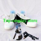 Neon Genesis Evangelion Cosplay Rei Ayanami Ayanami Rei White Cosplay Shoes EVA1