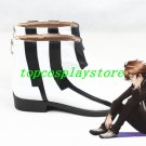 Guilty Crown Shu Ouma Cosplay Shoes Boots Hand made Custom Made Ver.B