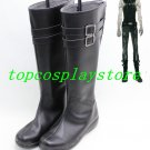 Sword Art Online 2 Phantom Bullet Death Gun Cosplay Prop Custom Boot Shoes