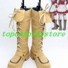 Sword Art Online Cosplay Lisbeth/Rika Shinozak Cosplay Boots shoes #SA002