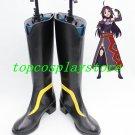SAO Sword Art Online Alfheim Online Konno Yuuki Cosplay Boots Shoes ere3