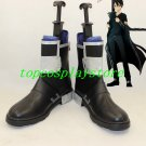 Sword Art Online SAO Kirito Kazuto Kirigaya Cosplay Shoes Boots Custom made #SA0322