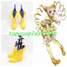 Yes! PrettyCure 5,Yes!precure 5 pretty cure Kasugano Urara Cure lemonade Cosplay Boots shoes