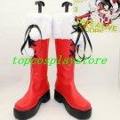 Date A Live Machine-Doll Kurumi Tokisaki  Haruhi Yaya Cosplay Shoes Boots Christmas shoes