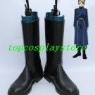 Fullmetal Alchemist Riza Hawkeye cosplay shoes boots shoe