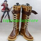 The Legend of Heroes Eiyuu Densetsu Sen no Kiseki Rean Schwarzer Cosplay Boots shoes 2