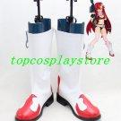 Tengen Toppa Gurren Lagann Yoko Littner Viral Cosplay Boots shoes flat ver