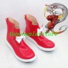 Touhou Project Imperishable Night Fujiwara no Mokou Cosplay Boots shoes