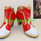 Touhou Project Remilia Scarlet Cosplay Boots shoes high heel  de22