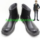 GINTAMA Okita Sougo cosplay shoes boots black short ver