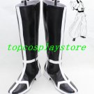 Bleach Grimmjow Jeagerjaques Broken Mask Arrancar cos Cosplay Boots Shoes shoe boot #15YJZ27