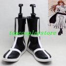 bleach Inoue orihime black & white cos Cosplay Boots Shoes shoe boot short ver #15YJZ30