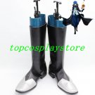 Fate/Unlimited Codes Lancer Black Silver  Fairy Tail Jellal Fernandes Cosplay shoes boot