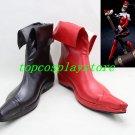 Batman  Harley Quinn Boots Joker clown Arkham City cos cosplay shoes boot shoe boot