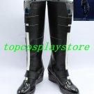 Captain American 2 Black Widow Natalia Alianovna Romanova cosplay shoes boots