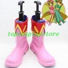Cardcaptor Sakura KINOMOTO SAKURA cos cosplay shoes boot shoe boot #15YJZ18
