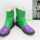 Dragon Ball Cosplay Videl Cosplay Boots shoes boot shoe style 2