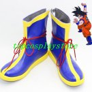 Dragon Ball Cosplay Son Goku cos cosplay shoes boot shoe boot #15YJZ14