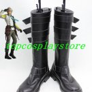 Final Fantasy VII Hope Estheim cosplay shoes boots black fe2