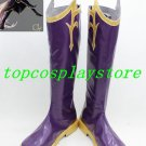 League of Legends LOL The Dark Sovereigh Syndra cos Cosplay Boots Shoes shoe boot  #15YJZ23