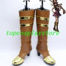 League of Legends  Caitlyn the Sheriff of Piltover cosplay Shoes Boots from LOL #15YJZ68