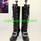 League of Legends  The Bestial Huntress Nidalee cosplay shoes from LOL #15YJZ73