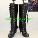 League of Legends The Sheriff of Piltover Caitlyn Cosplay Shoes shoes from LOL boots #15YJZ76