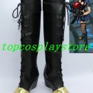 League of Legends Sheriff of Piltover Caitlyn Cosplay Shoes Boots Ver C from LOL #15YJZ81