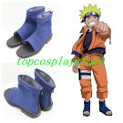 Naruto Uzumaki Naruto cos Cosplay Boots Shoes shoe boot blue ver #15YJZ44