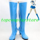 Sailor Moon Sailor Mercury light blue3 Cosplay Boots shoes shoe boot